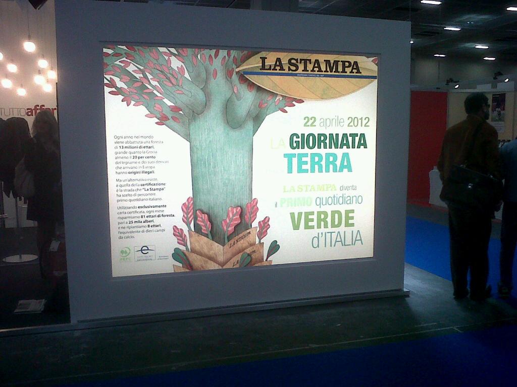 Dal Salone del Libro di Torino