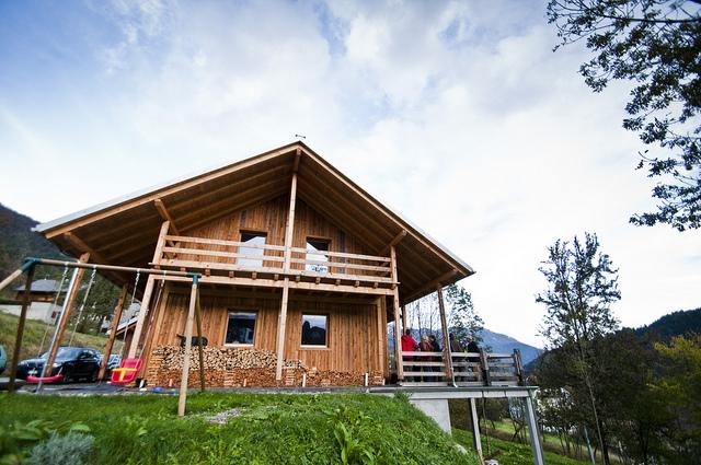 Il tesoretto della casa di legno