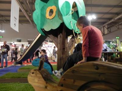 """Legnolandia premiata con la """"Bandiera Verde 2013"""" di Legambiente"""