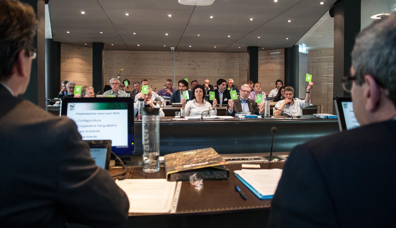 Assemblea dei soci PEFC – Le foto online