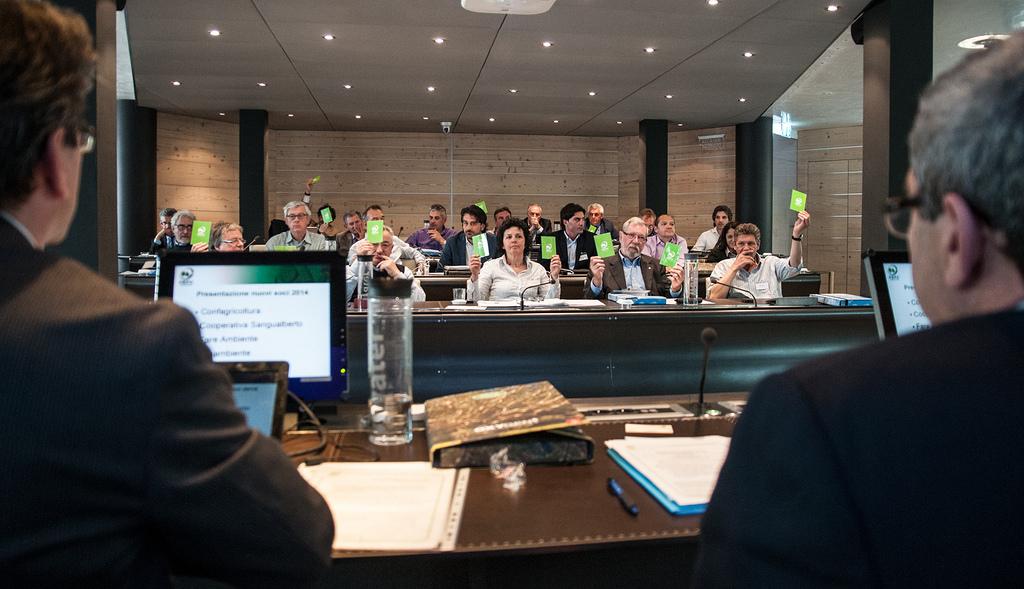 PEFC, eletto il nuovo direttivo