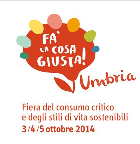 """""""Fa' la cosa giusta!"""" arriva in Umbria, con il patrocinio PEFC"""