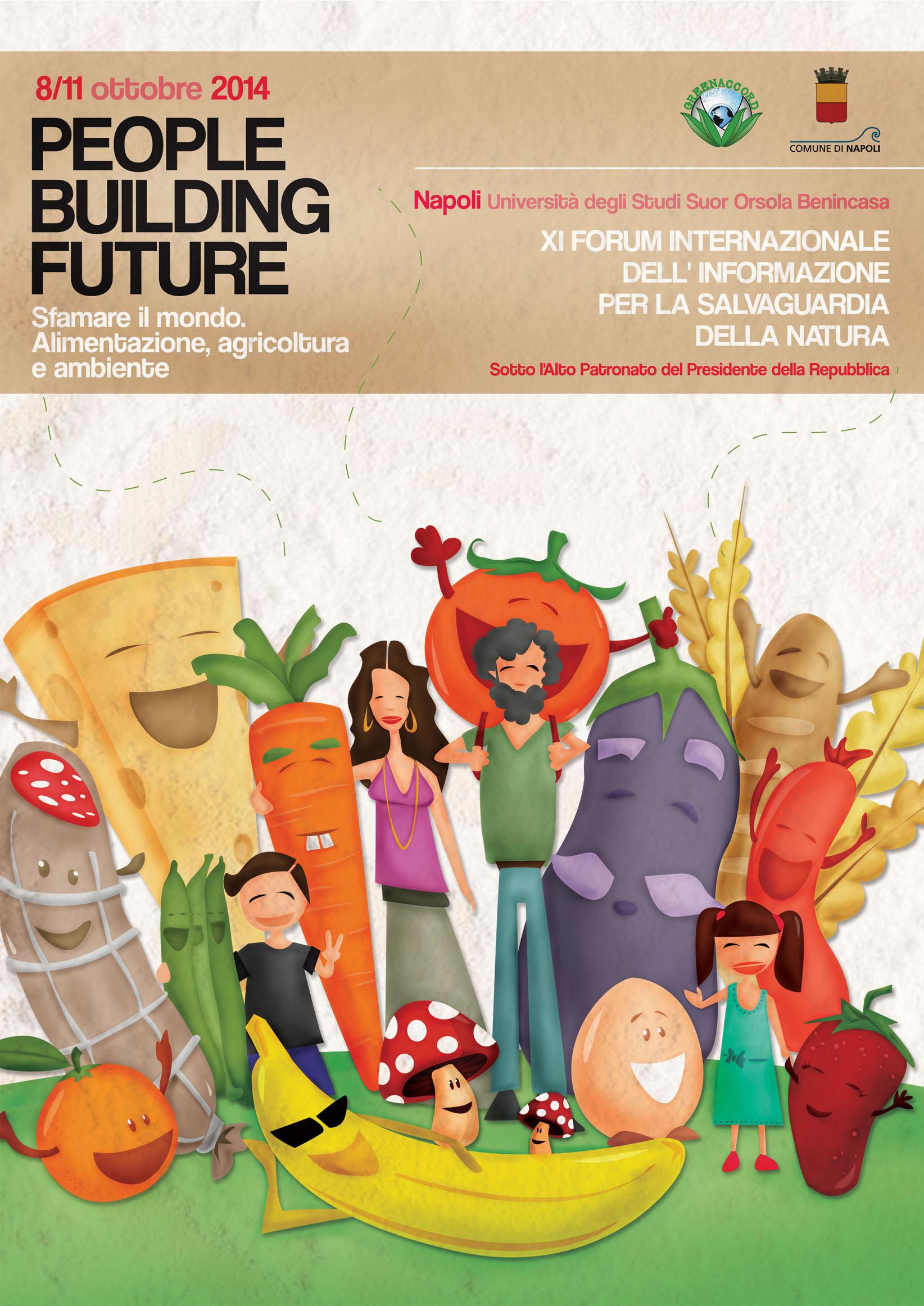 Greenaccord e PEFC Italia: ripensare agricoltura e ambiente per un futuro senza fame