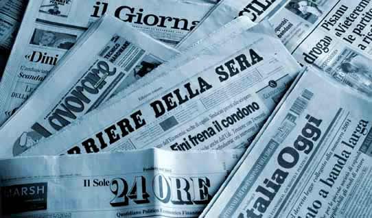 """Dicono di noi: """"Musicalmente in Bosco"""", """"Penitenzieria"""" di Torino e """"Reati ambientali"""""""