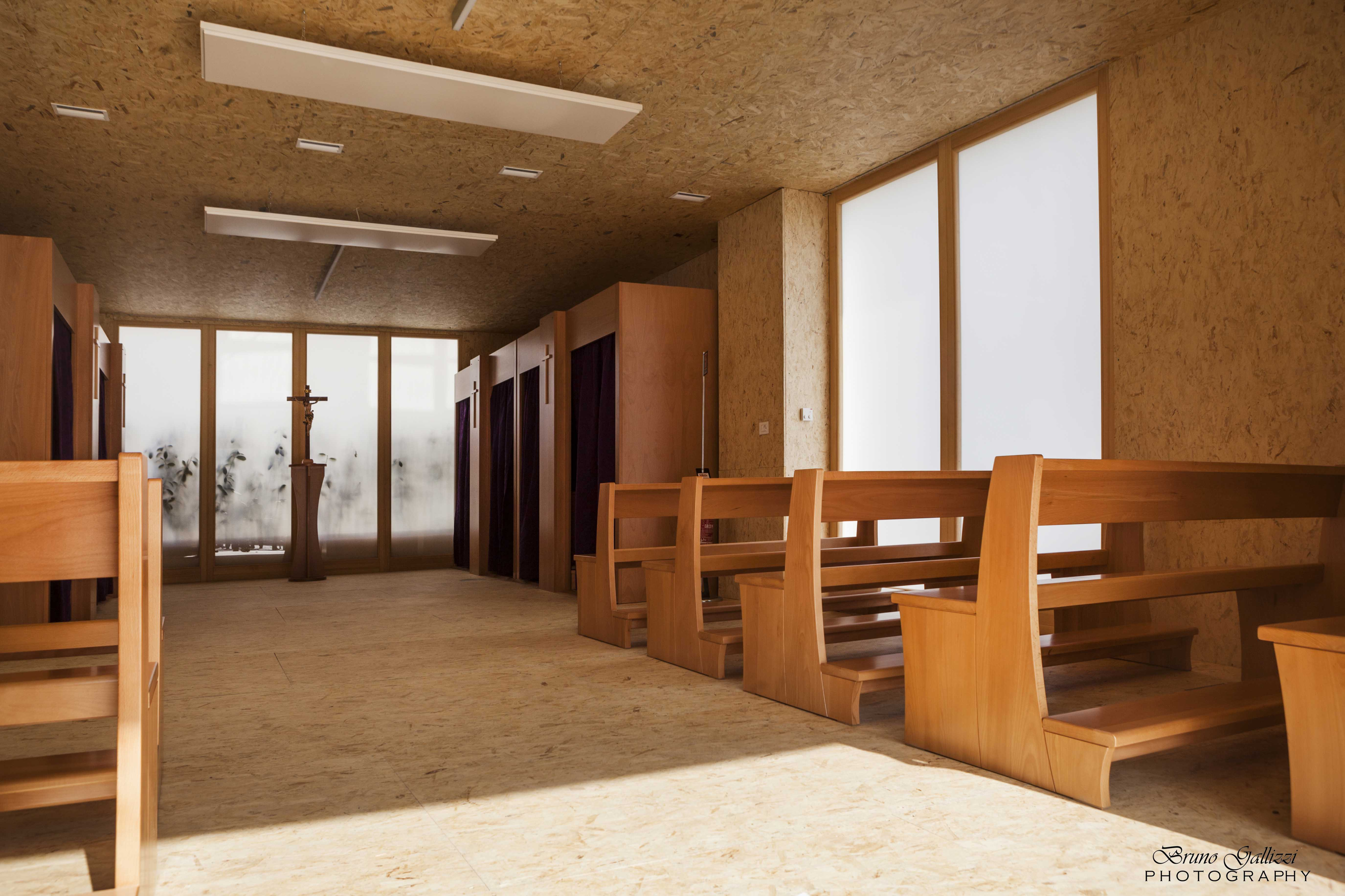 Videonotizia La Penitenzieria per i pellegrini della Sindone ottiene la certificazione di progetto PEFC