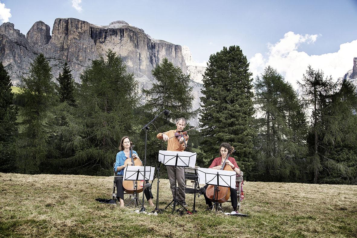 I suoni delle Dolomiti nelle Foreste certificate PEFC