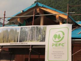 Certificazione LEED, il legno PEFC entra tra i criteri per ottenerla