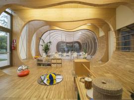 Guastalla: un asilo sicuro e sostenibile perchè in legno PEFC