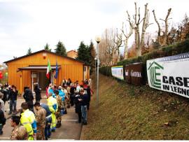 Terremoto, a Gualdo (MC) la nuova scuola in legno certificato