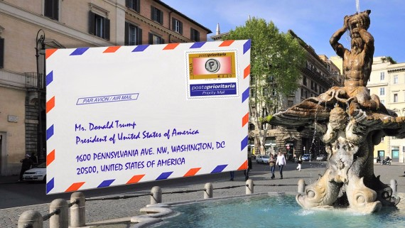 "Ambientalisti italiani in piazza per Trump: ""SURPRISE US PRESIDENT TRUMP!"""