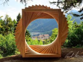 BoscoArteStenico: quando l'arte incontra la natura certificata