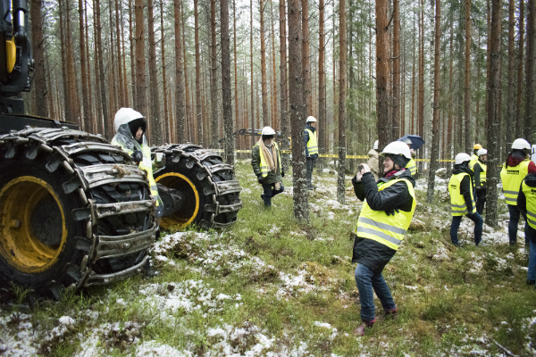 La proprietà privata in Finlandia: certificazione e tecnologia
