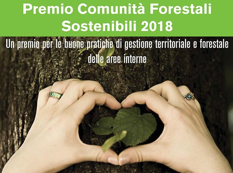 """Premio """"Comunità Forestali Sostenibili"""": sei ancora in tempo per partecipare!"""